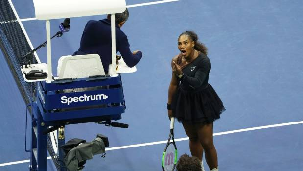 Naomi Osaka Talks U.S. Open Controversy with Serena Williams