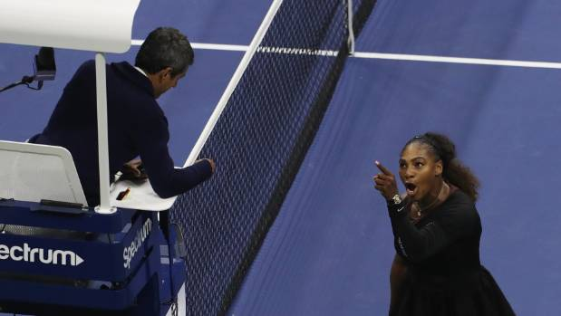 Former official: It's Serena Williams who owes an apology to umpire Carlos Ramos