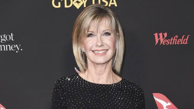 How Olivia Newton-John is staying positive amid third cancer battle