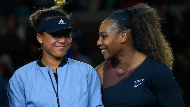 Serena Williams had no complaint with US Open winner Naomi Osaka