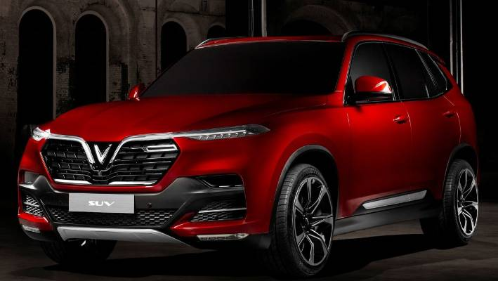 The People Of Vietnam Have Spoken And They Want A Luxury Suv