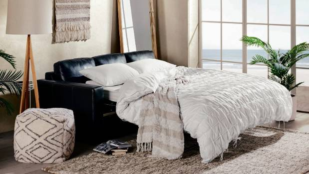 Sofa beds: What to do when you don\'t have a guest room | Stuff.co.nz