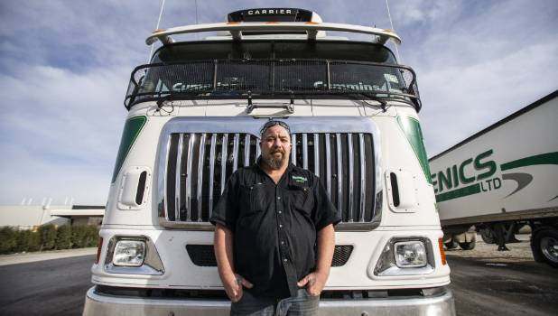 Driver Craig Forbes-Williams says getting help for his sleep disorder and eating healthier transformed his life and saved his job.