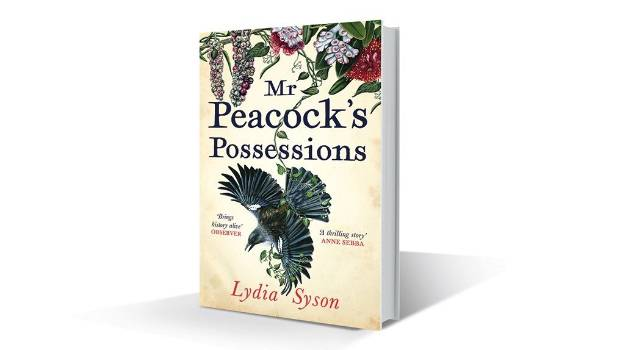 Mr Peacock's Possessions by Lydia Syson is beautifully researched, but never feels like a history lesson.