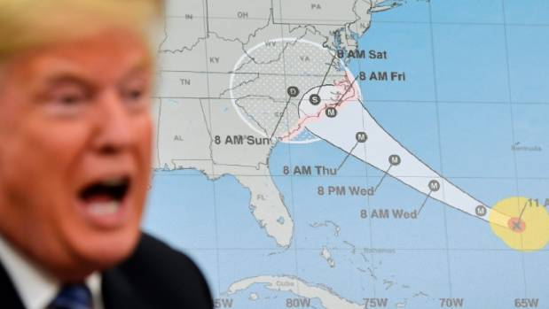 This one is different: Mass evacuation in USA  over 'monster' hurricane