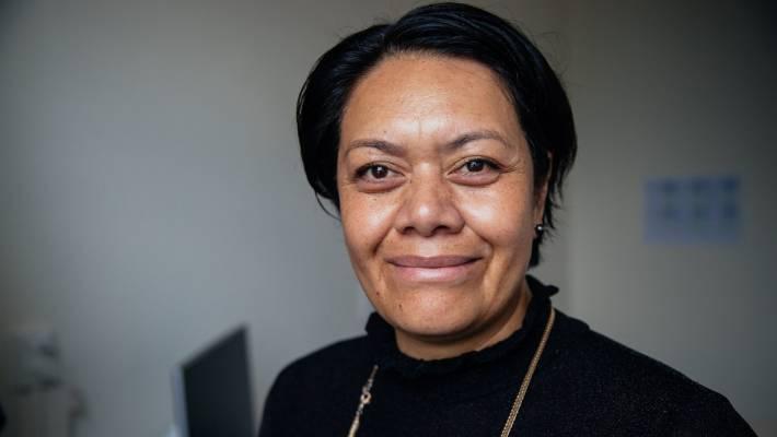 Counties Manukau health chief executivei Margie Apa said it was not OK to attack staff.