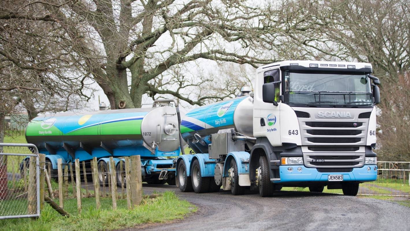 Time to end open entry, Fonterra says