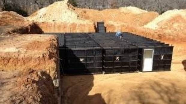 mystery surrounds secret kiwi survival bunker claims. Black Bedroom Furniture Sets. Home Design Ideas