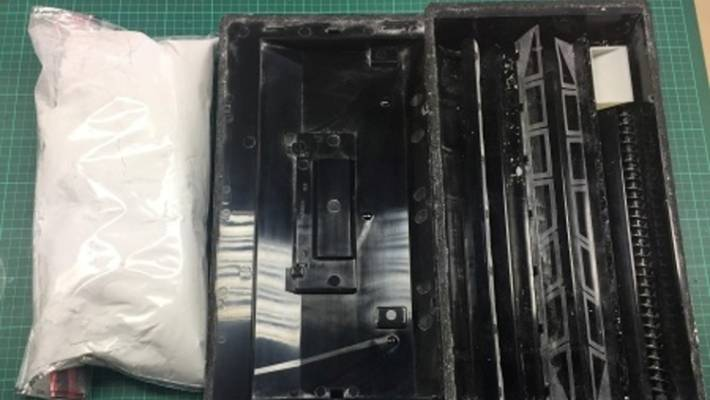 Canadian man jailed for importing and possessing $9m of