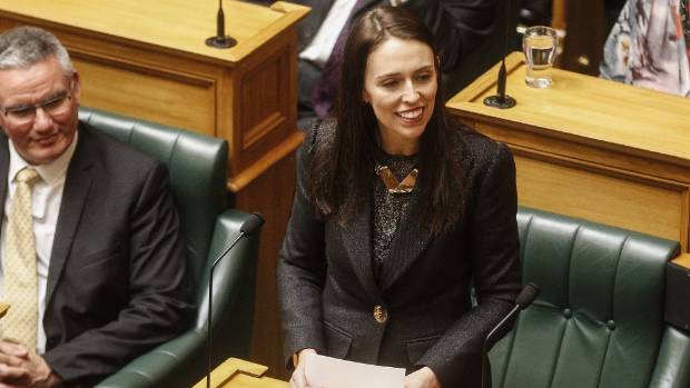 Prime Minister Jacinda Ardern says Derek Handley was the preferred candidate a month ago, but was not offered it.