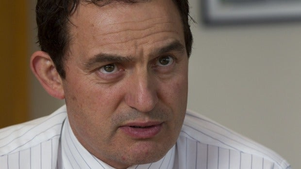 Police Minister Stuart Nash has clashed frequently with Chris Bishop in Parliament.