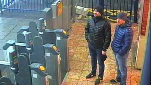 Moscow dismisses report claiming to identify of Skripal suspect