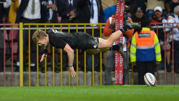 The fact Damian McKenzie can't get a start for the All Blacks underlines their quality.