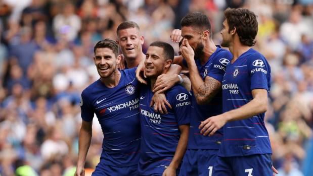 Jamie Redknapp raves about Chelsea FC star Eden Hazard