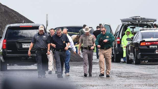 U.S.  'serial killer' border agent arrested in Texas