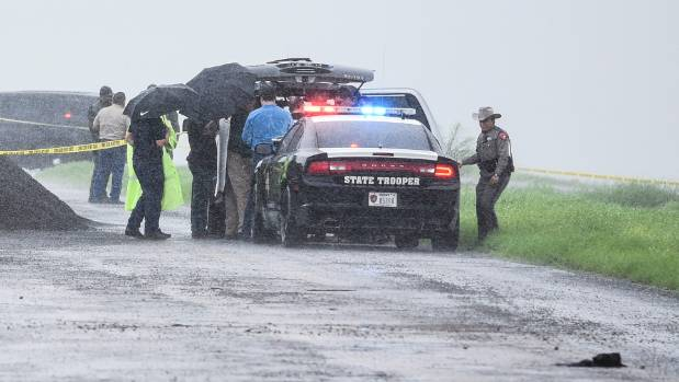 Border Patrol Officer Suspected of Killing Four Women in Texas