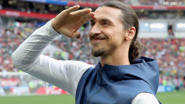 Ibrahimovic happy for '500th victim' Toronto after outrageous goal