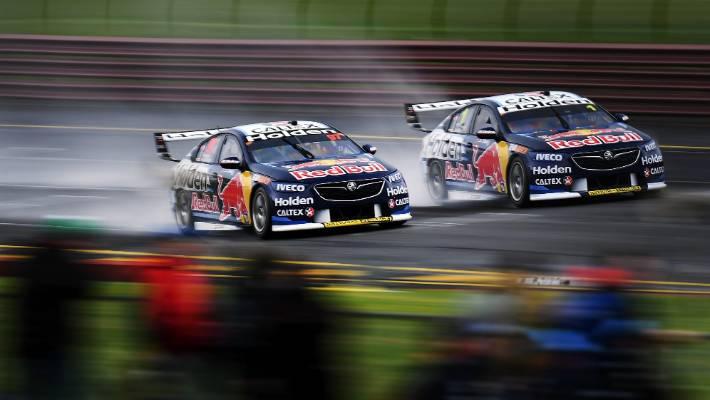 Shane Van Gisbergen Second In Sandown 500 To Increase V8 Supercars