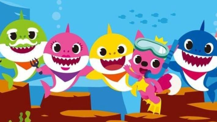 The Story Of Baby Shark How Toddlers Around The World Made A K