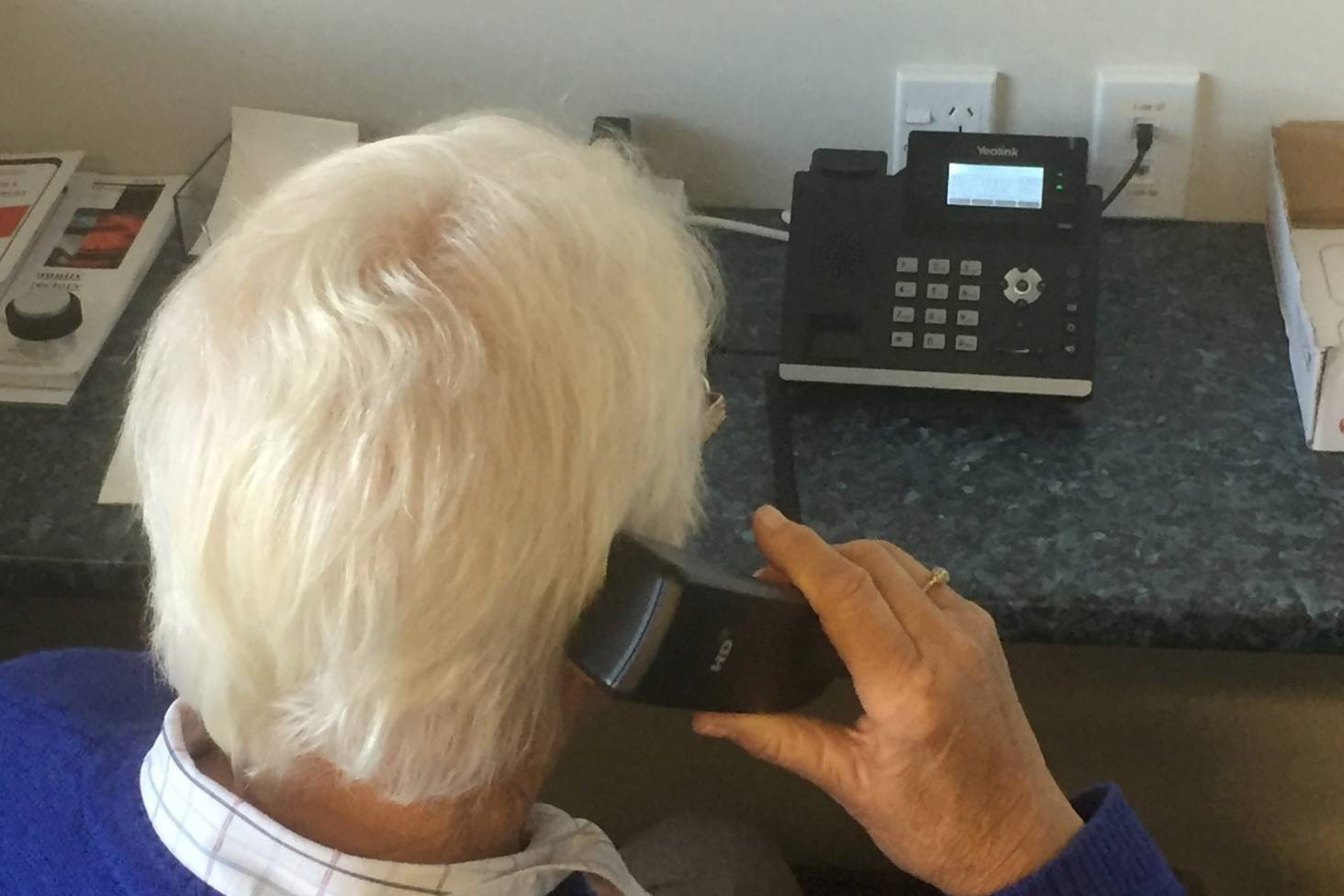 Over 40's more likely to access telephone helpline | Stuff co nz