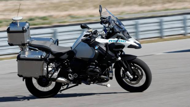 BMW R 1250 GS Gets New Engine, New Features