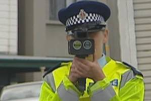 Number of speeding tickets issued in 2017 the highest in three years.