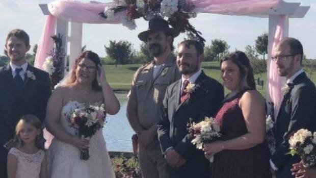 Stranger Things' David Harbour Officiates Fan's Wedding After Twitter Challenge