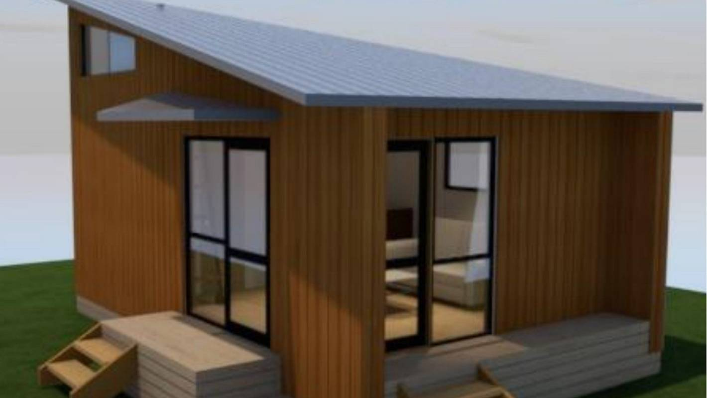 Major's solution to the country's housing crisis - think tiny ... on mini bungalow house plans designs, tiny kit homes, tiny plans, tiny homes inside and outside, tiny room design ideas, tiny bedroom, tiny prefab homes, tiny interior design, tiny art, tiny fashion, tiny house, tiny modular homes, loft small house designs, tiny portable homes, tiny compact homes, small box type house designs, tiny books, tiny homes with staircases, tiny log homes, tiny custom homes,