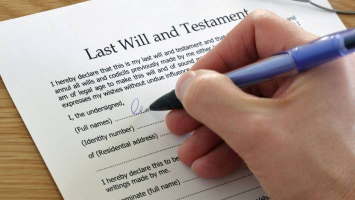 More ways than one to challenge a will if you think it's not
