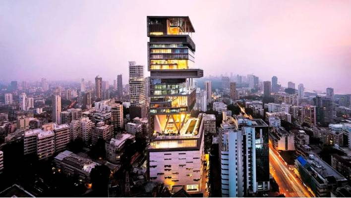 The Billion Dollar Vertical Mansion How India And China Have Become