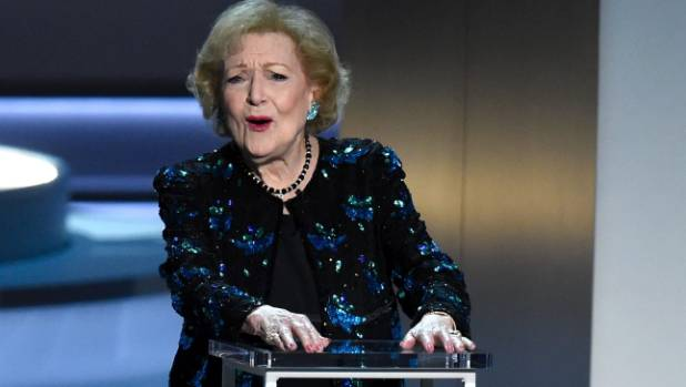 Betty White had her moment in the spotlight at this year's Emmy Awards