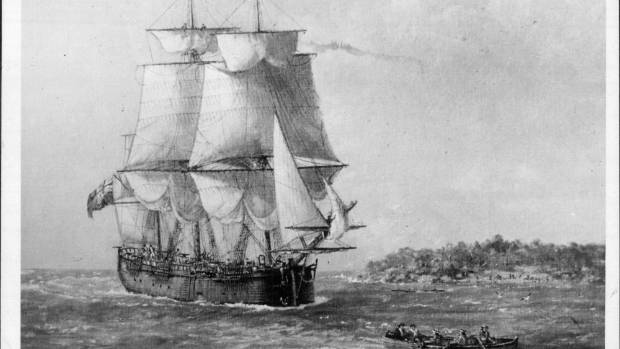 Captain Cook's ship may be found off Rhode Island
