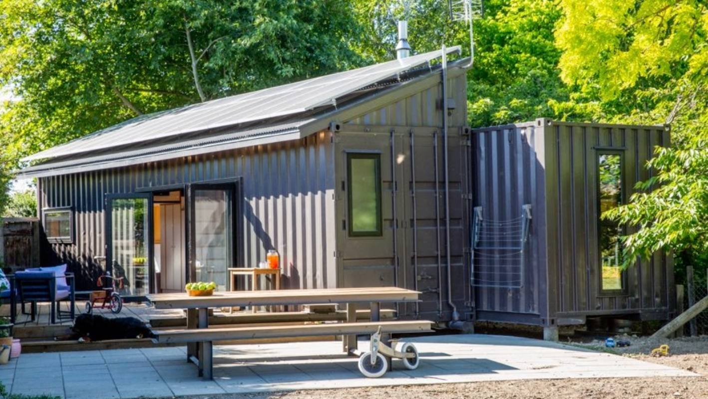 Three Bedroom Tiny House