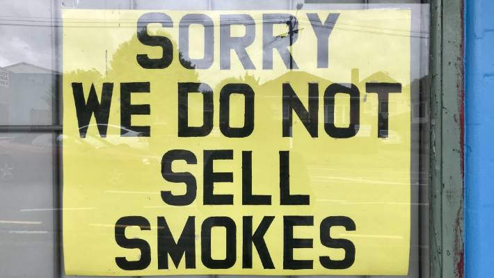 Auckland retailers would support government ban of tobacco