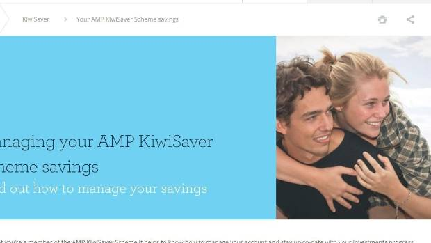 AMP is one of the gigantic KiwiSaver schemes that have invested in the CBL shares.