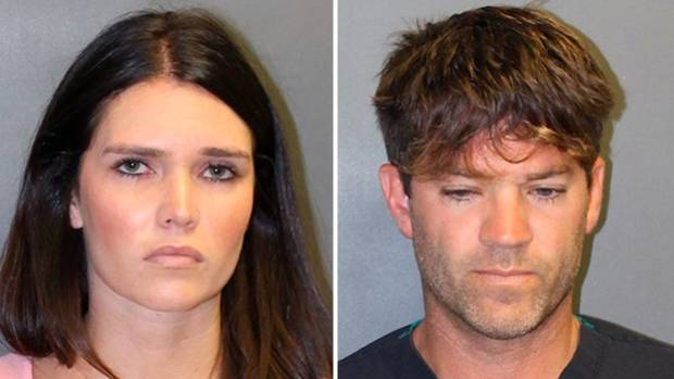 California doctor and girlfriend charged with drug rapes