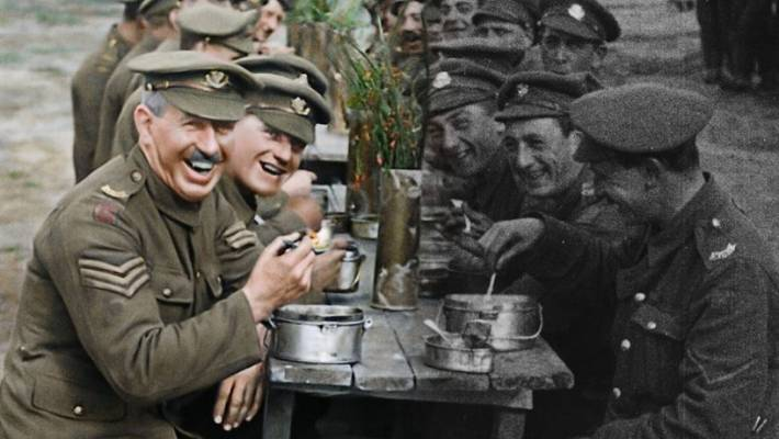 They Shall Not Grow Old has been praised for its transformation of existing World War I archival footage.