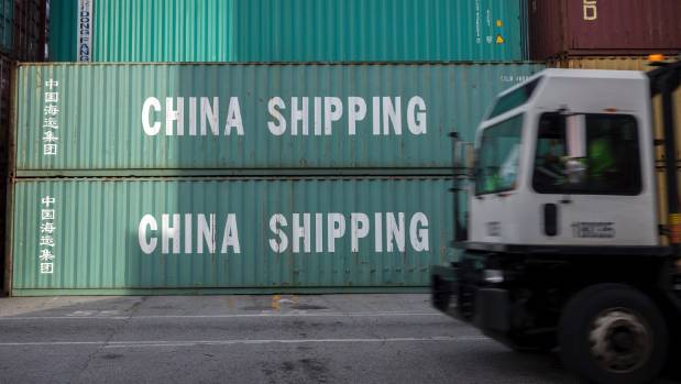 China says can't hold U.S.  trade talks with 'knife to the throat'