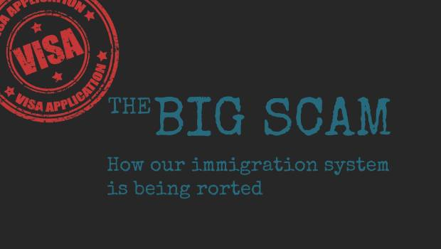 The Big Scam: The tip of an immigration scam iceberg | Stuff
