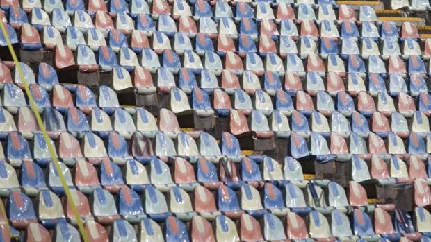 Stadium seating restoration being considered