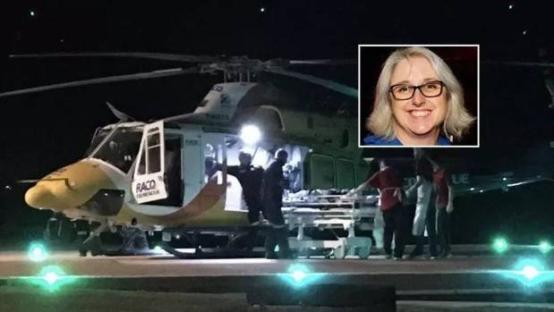 Drum lines installed at Cid Harbour as shark victim flown to Brisbane