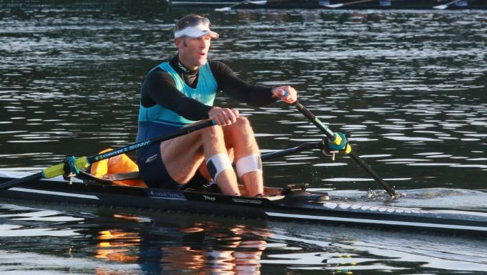 238544272f57d Mahe Drysdale said last week s world championships was hard to watch at  times.