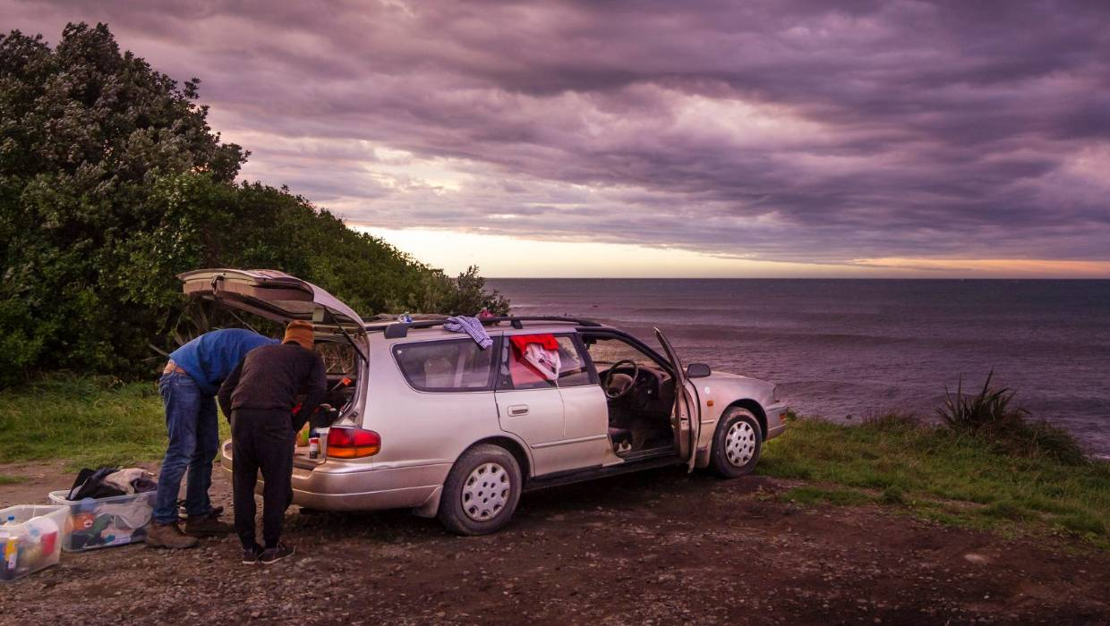 Freedom Camping Wardens Hired To Patrol West Coast Hotspots Stuff