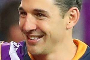 Billy Slater may have played his last match for the Melbourne Storm.