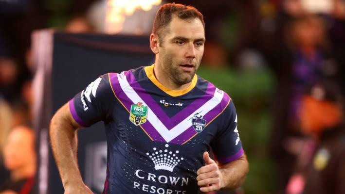 Legendary Melbourne Storm Charger CAmeron Smith.