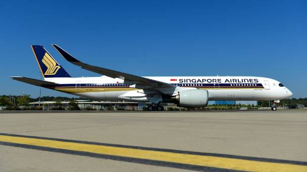 World's longest flight from Singapore to NY takes off