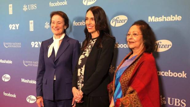 What lies behind Jacinda Ardern's appeal in the US? To her followers, it's hope