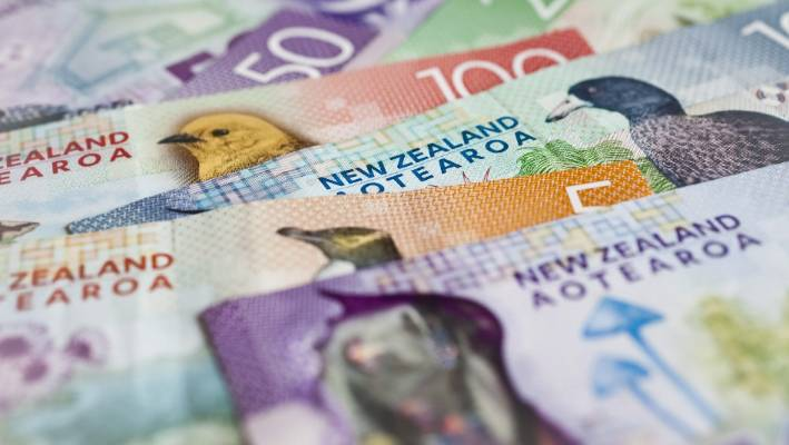 The New Zealand Dollar Could Fall To Us62c By End Of Year Anz
