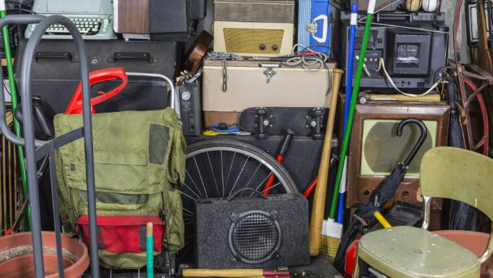 The battle between your possessions and your savings