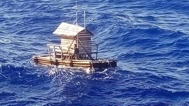 Indonesian Teen Rescued After 49 Days at Sea
